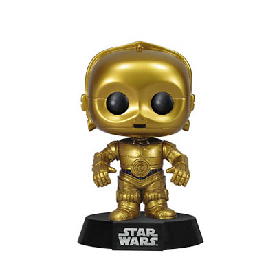 Star Wars C3PO Pop Figure