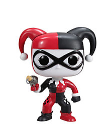 Harley Quinn Pop Figure