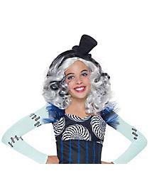 Kids Frankie Stein Wig - Monster High Freak du Chic