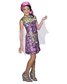 Monster High Haunted Draculaura Girls Costume