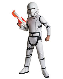 Kids Flame Trooper Costume - Star Wars Force Awakens