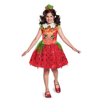 Kids Strawberry Kiss Costume - Shopkins