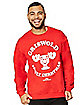 Christmas Vacation Fleece Sweatshirt