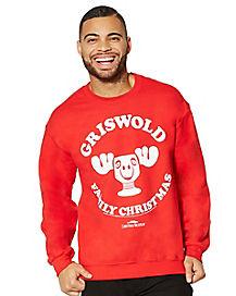 Christmas Vacation Fleece Sweatshirt