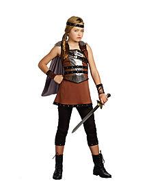 Tween Battle Beauty Costume