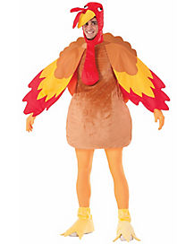 Gobble Turkey Adult Costume