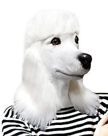 Patty The Poodle Dog Mask