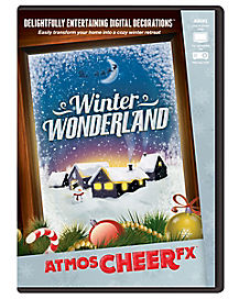 AtmosFEARfx Winter Wonderland DVD