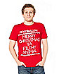 Adult Home Alone T-Shirt