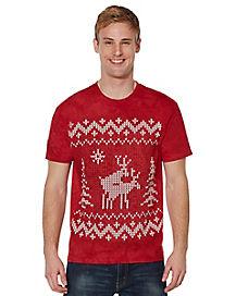 Adult Lovin' Reindeer T-Shirt