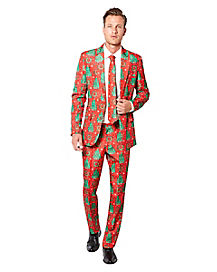 Christmas Tree Party Suit