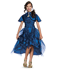 Kids Evie Coronation Costume Deluxe- Descendants