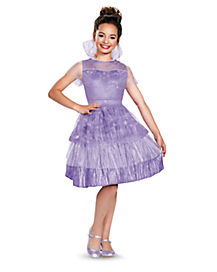 Kids Mal Coronation Costume Deluxe - Descendants