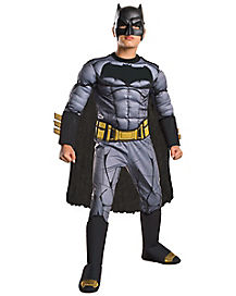 Kids Batman Costume Deluxe- Batman v Superman