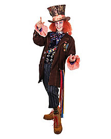 Adult Mad Hatter Costume - Alice Through the Looking Glass