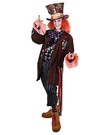 Adult Mad Hatter Replica Jacket - Alice Through the Looking Glass