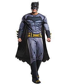 Adult Batman Costume Deluxe - Batman v. Superman: Dawn of Justice
