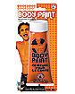 Orange Body Paint
