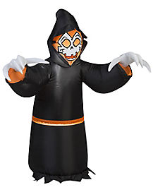 3 Ft Grim Reaper Inflatable - Decorations