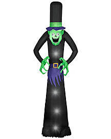 12 Ft Tall Witch Inflatable