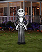 6 Ft Jack Skellington Inflatable - The Nightmare Before Christmas