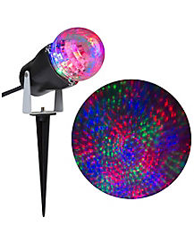 Multi-Colored Phantasm Projection Light