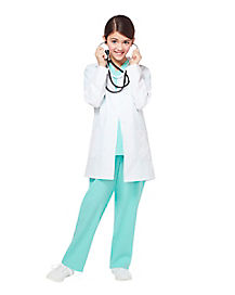 Kids Doctor Scrubs