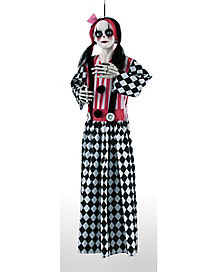 3 Ft Hanging Clown Doll - Decorations