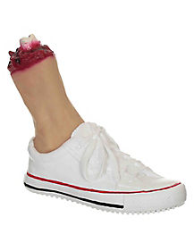 9 Inch Severed Jogger Foot - Decoration