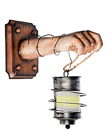 1 Ft Hanging Arm Sconce - Decorations