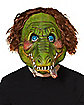 Adult Ali Gator Mask - Garbage Pail Kids