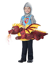 Toddler Dragon Rider Costume