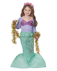 Toddler Majestic Mermaid Costume
