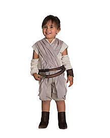 Toddler Rey Costume - Star Wars The Force Awakens