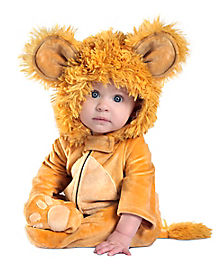 Baby Leo the Lion One Piece Costume - Anne Geddes
