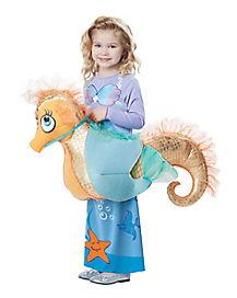 Toddler Seaquestrian Mermaid Costume
