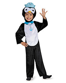 Toddler Peso Penguin Costume - Octonauts
