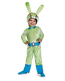 Toddler Tweak Bunny Costume - Octonauts
