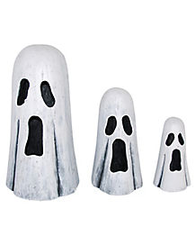Ghost Props 3pc - Decorations