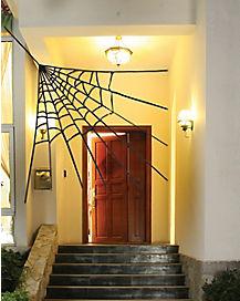 Corner Spider Web - Decorations