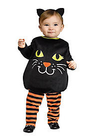 Baby Itty Bitty Kitty Costume
