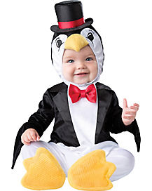 Baby Playful Penguin Costume