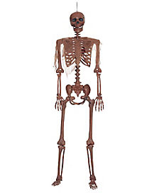 5 Ft Pose and Stay Decaying Skeleton – Decoration