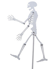 Skeleton Yard Stake - Decorations