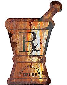 RX Sign - Decorations