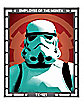 1.5 Ft Stormtrooper Sign Decorations - Star Wars