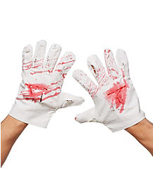 Bloody Work Gloves