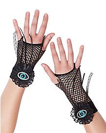 Wizard Eye Gloves