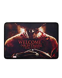 Freddy Krueger Door Mat - Nightmare on Elm Street