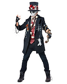 Adult Voodoo Magic Costume